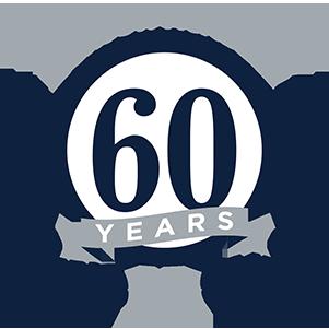 Jackson Academy's 60th Anniversary Logo