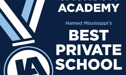 "Jackson Academy Named ""Best Private School"" by Mississippi Business Journal"