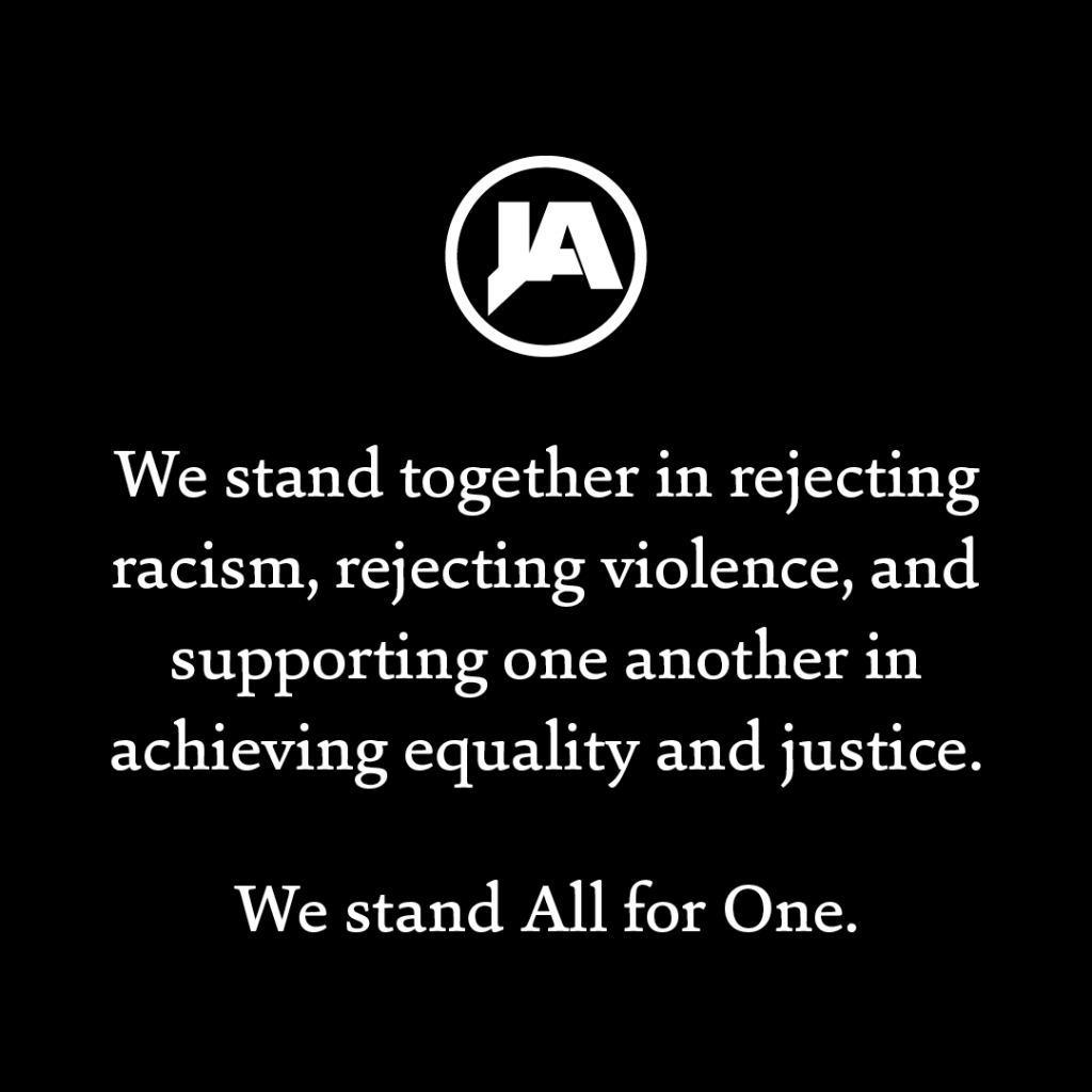 We Stand All for One
